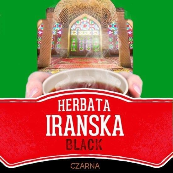 herbata iranska czarna