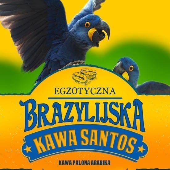 kawa brazylijska sanots