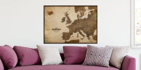 Europa pozioma papirus main