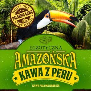 Amazońska kawa z Peru