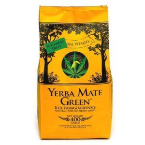 yerba mate green cannabis