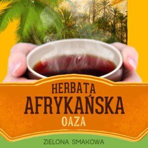 Herbata zielona smakowa