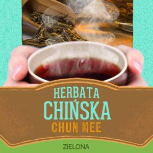 Herbata chińska chun mee