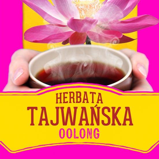 Herbata tajwańska oolong