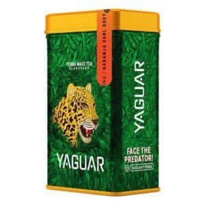 Yerbera puszka z Yaguar Naranja Earl Grey