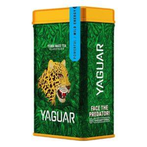 Yerbera puszka z Yaguar Wild Energy
