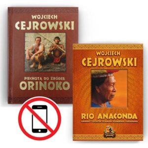 Książki ORINOKO deLUEXE + RIO ANACONDA