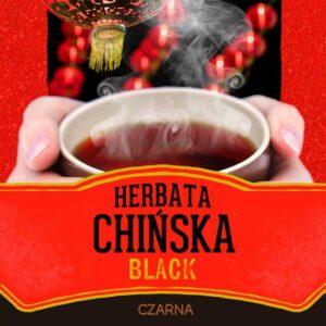 Herbata chińska czarna