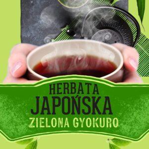 Herbata japońska gyokuro
