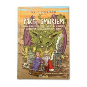 Książka Pakt ze smokiem